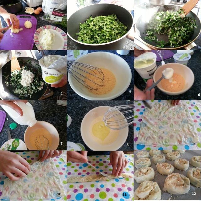 step by step borek